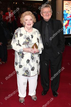 Denise Robertson and husband