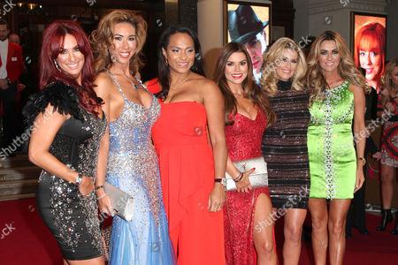 Lauren Simon, Ampika Pickston, Magali Gorre, Tanya Bardsley, Leanne Brown, Dawn Ward - The Real Housewives of Cheshire