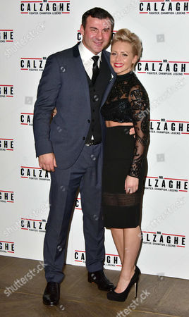 Joe Calzaghe, Lucy Griffiths
