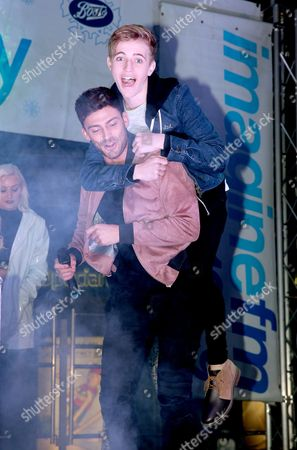 Jake Quickenden, Bailey McConnell