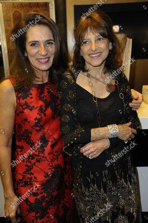 Editorial picture of Mata Hari Jewellery Launch at the Caviar House & Prunier, London, Britain - 18 Nov 2015