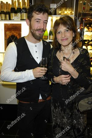Dido Goldsmith with guest