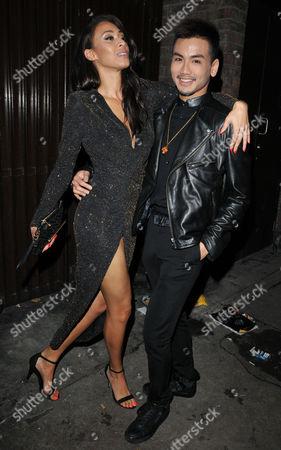 Rachel Christie & Dr Vincent Wong