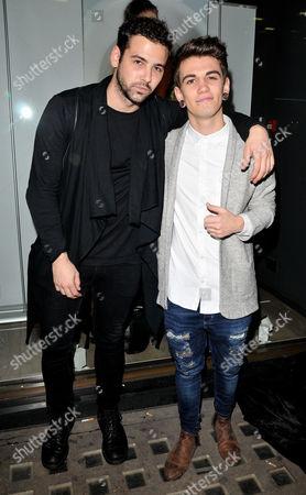 Jay Camilleri & Jake Sims