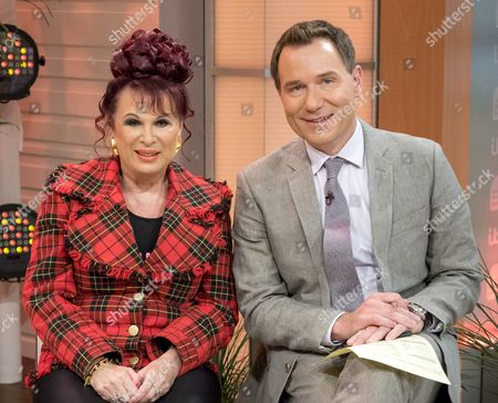 Stock Picture of Wendy Leigh and Richard Arnold