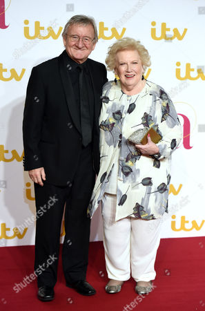 Dr Chris Steele and Denise Robertson