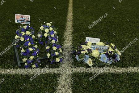 European Rugby Challenge Cup Cardiff Blues pay their respect to Jonah Lomu