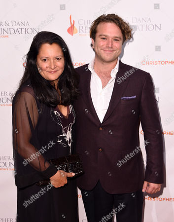 Editorial picture of Christopher and Dana Reeve Foundation 'A Magical Evening', New York, America - 19 Nov 2015