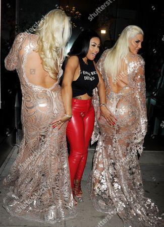 Editorial photo of GLAM Beverly Hills Salon opening, Los Angeles, America - 19 Nov 2015