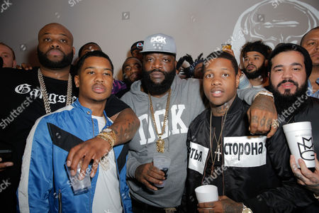 Rick Ross, Lil Durk, Carlos Spiff TV Suarez, Tracy T, Yowda and guests