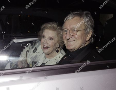 Denise Robertson and Dr Chris Steele