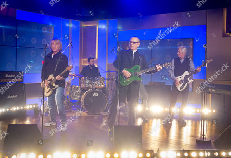 Status Quo - Rick Parfitt, Francis Rossi, John Edwards, Andy Bown