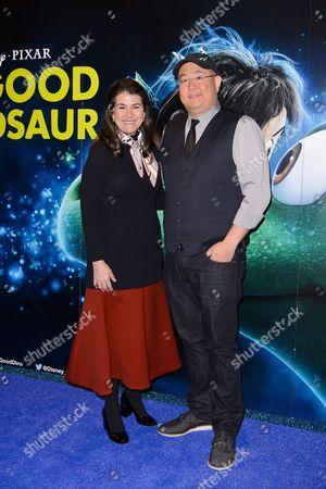 Peter Sohn and Denise Ream