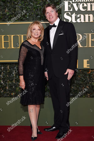 Stock Image of Elaine Paige and Justin Mallinson