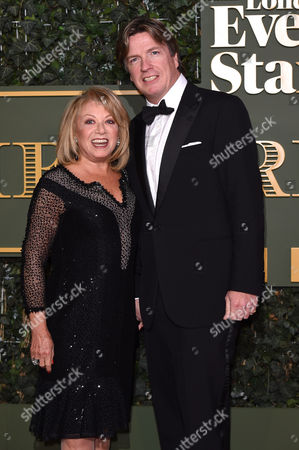 Editorial photo of Evening Standard Theatre Awards, The Old Vic, London, Britain - 22 Nov 2015