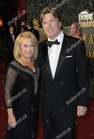 Editorial picture of Evening Standard Theatre Awards, London, Britain - 22 Nov 2015