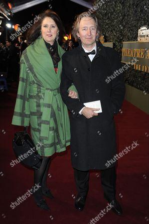 Yvonne Church and Jonathan Church