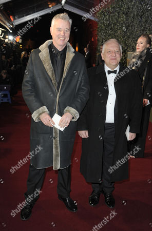 Tim Hatley and Simon Russell Beale