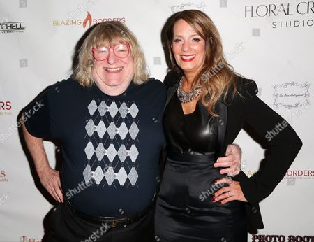 Bruce Vilanch, Lisa Haisha