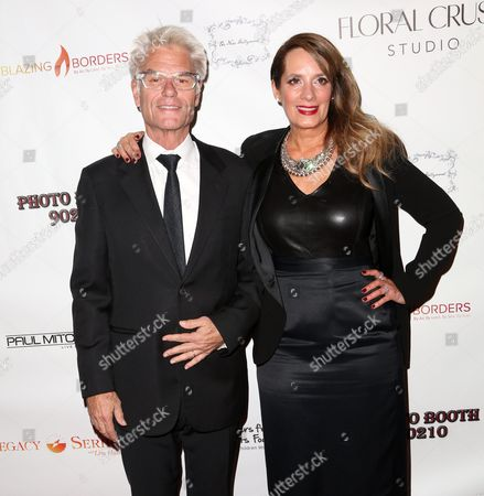 Harry Hamlin, Lisa Haisha