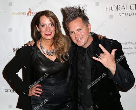 Lisa Haisha, Jeremy Buck