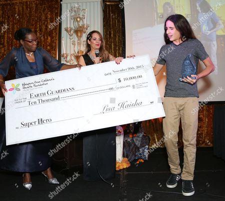 Tige Charity, Lisa Haisha, Xiuhtezcatl Martinez