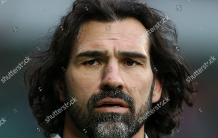 Victor Matfield of Barbarians.