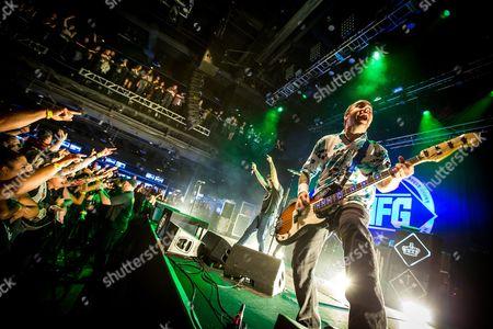 Ian Grushka - New Found Glory