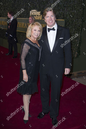 Elaine Paige and Justin Mallinson