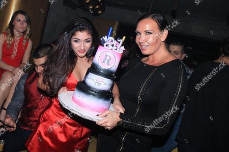 Raquel Castro and Sonya Bright