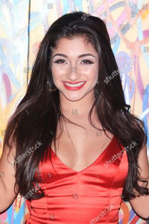 Stock Photo of Raquel Castro