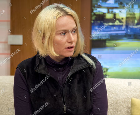 Editorial image of 'Good Morning Britain' TV Programme, London, Britain - 23 Nov 2015