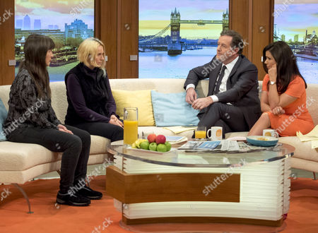 Editorial picture of 'Good Morning Britain' TV Programme, London, Britain - 23 Nov 2015
