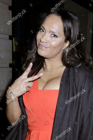Editorial picture of The ITV Gala, London Palladium, Britain - 19 Nov 2015