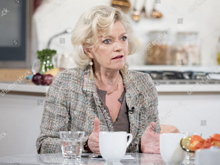 Editorial photo of 'This Morning' TV Programme, London, Britain - 23 Nov 2015