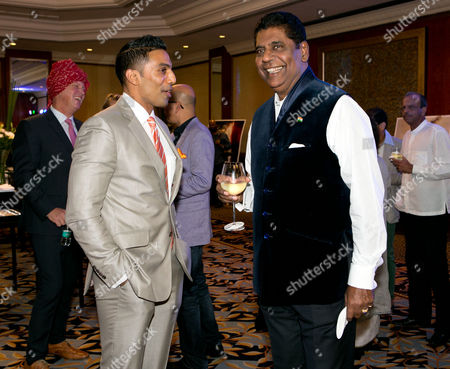 Vijay Amritraj and Prakash Amritraj