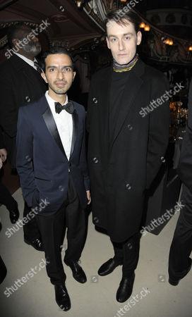 Editorial image of The British Fashion Awards, London Coliseum, Britain - 23 Nov 2015