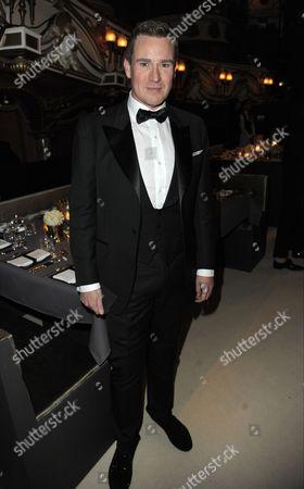 Editorial photo of The British Fashion Awards, London Coliseum, Britain - 23 Nov 2015