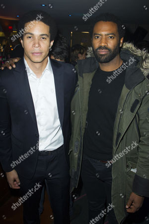 John Macmillan (Joey) and Nicholas Pinnock