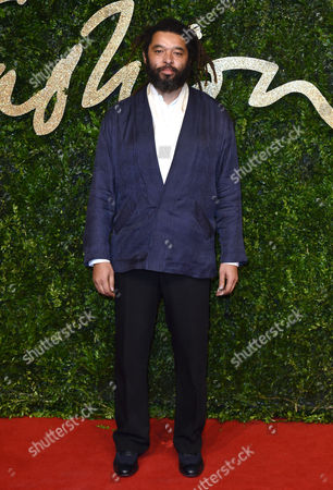 Editorial picture of The British Fashion Awards, London Coliseum, Britain - 23 Nov 2015