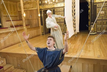 Kirsty Woodward as Lychorida, James Garnon as Pericles