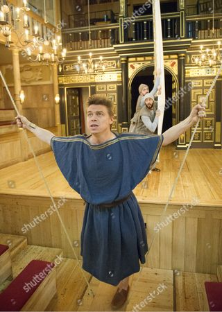 Stock Picture of James Garnon as Pericles