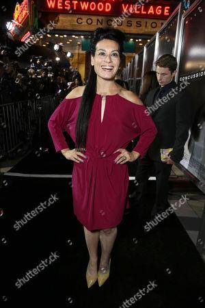 Editorial image of 'Concussion' film premiere, Los Angeles, America - 23 Nov 2015