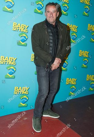 Editorial picture of 'Baby Sitting 2' film photocall, Paris, France - 23 Nov 2015