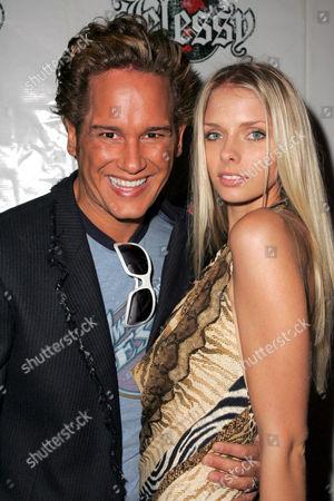 Eduardo De La Renta and Taylor Erickson