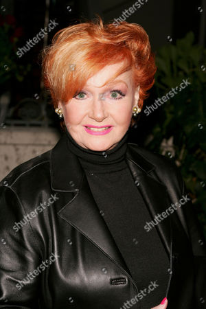 Editorial photo of SHELLEY WINTERS 85TH BIRTHDAY PARTY, LOS ANGELES, AMERICA - 18 AUG 2005