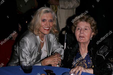 Stock Image of Lizabeth Scott, and Shelley Winters