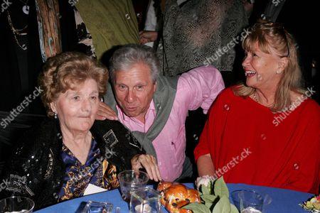 Shelley Winters, Robert Walden and Diane Ladd