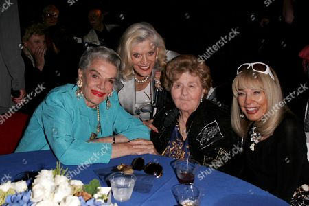 Jane Russell ,Lizabeth Scott, Shelley Winters and Terry Moore