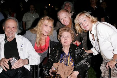 Sid Luft, Red Buttons, Stella Stevens, Shelley Winters and Carol